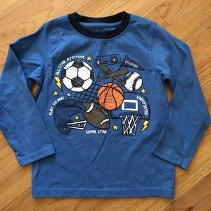 Other - Long-sleeve sports shirt